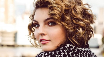 Full HD hairstyle Camren Bicondova pics, photos