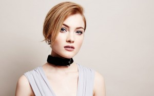 Skyler Samuels HD wallpaper for PC