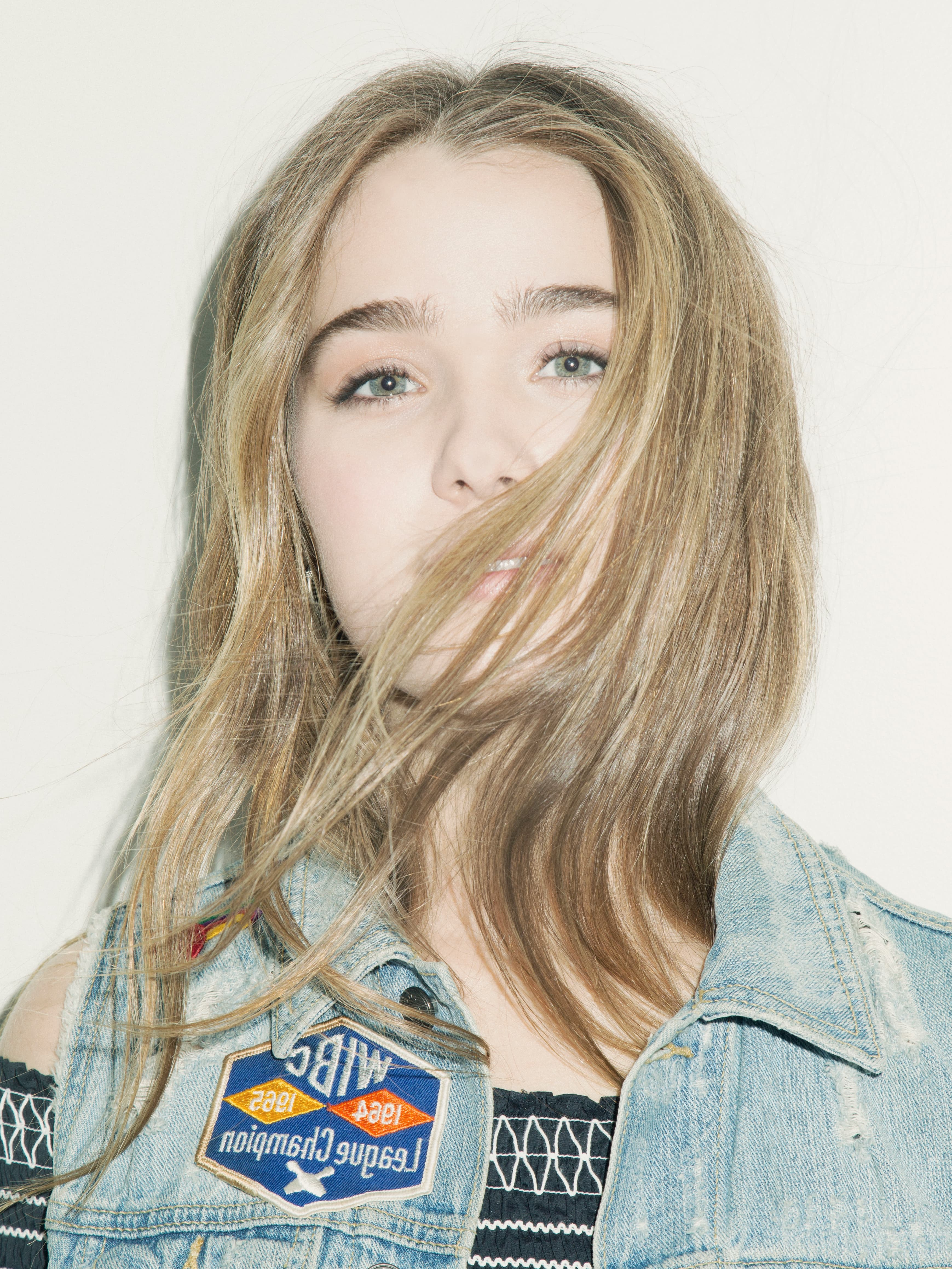Haley Lu Richardson for iPhone new picture