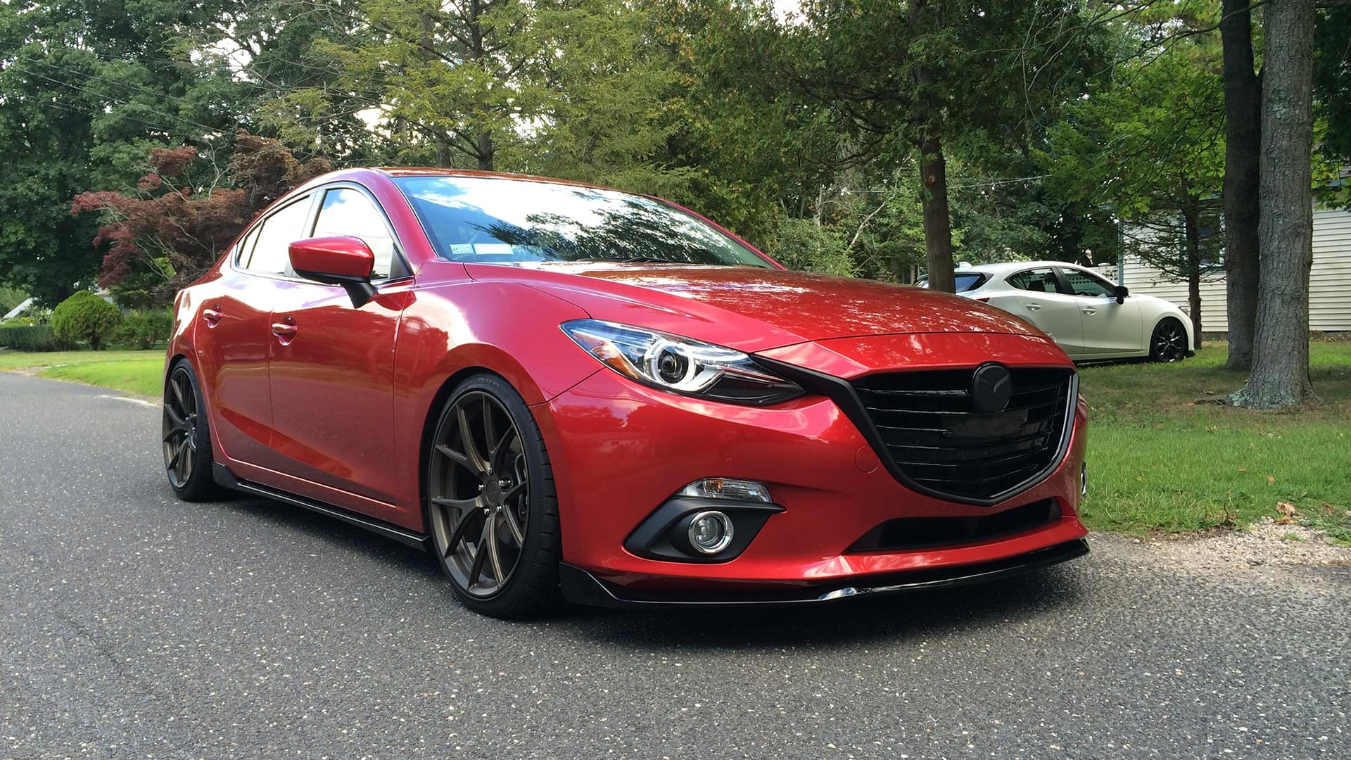 mazda 3 hatchback 2016 share the knownledge. Black Bedroom Furniture Sets. Home Design Ideas