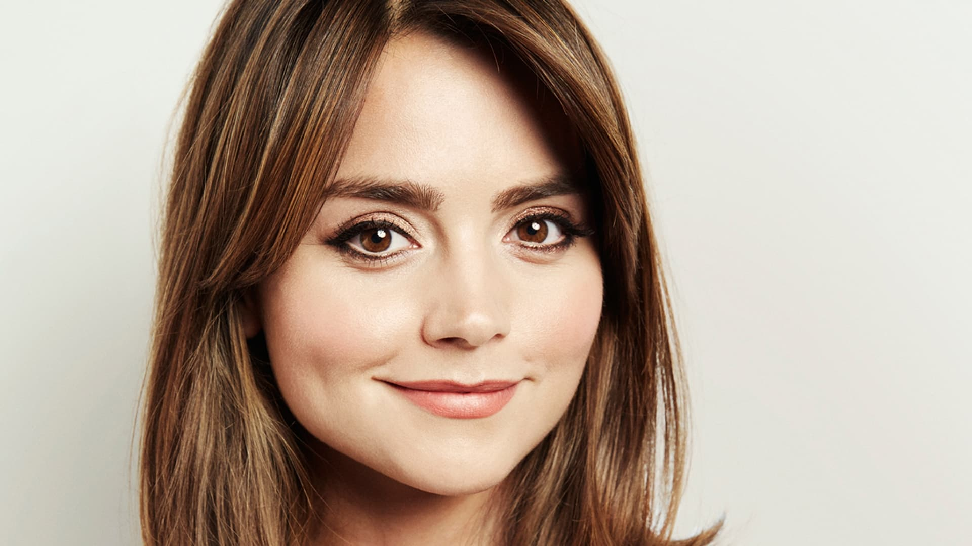 Jenna Coleman High Quality wallpaper 1920x1080