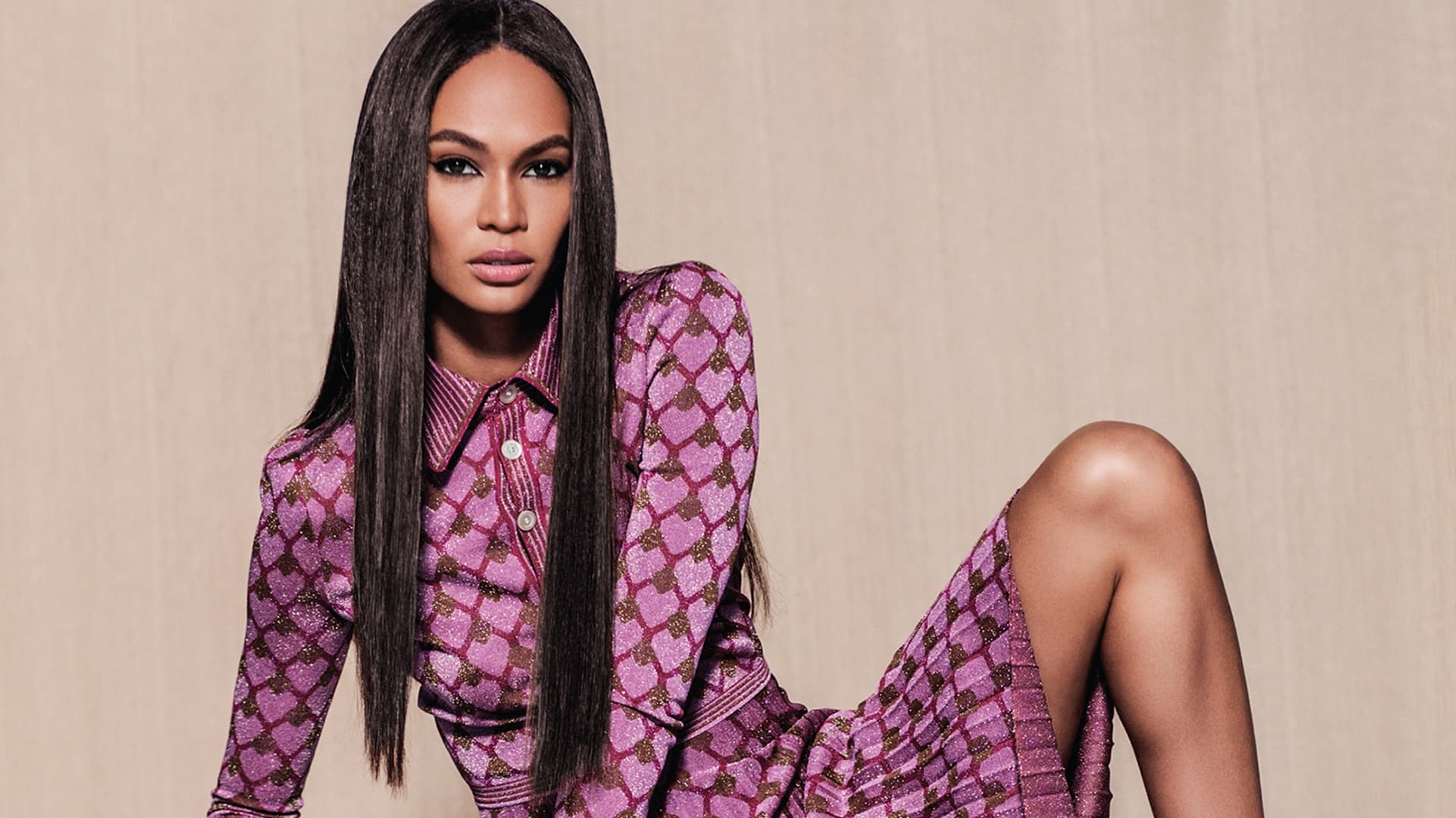 Joan Smalls 4k Wallpaper