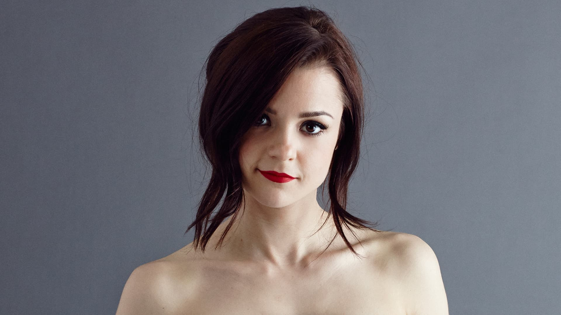 Kathryn Prescott Full HD image