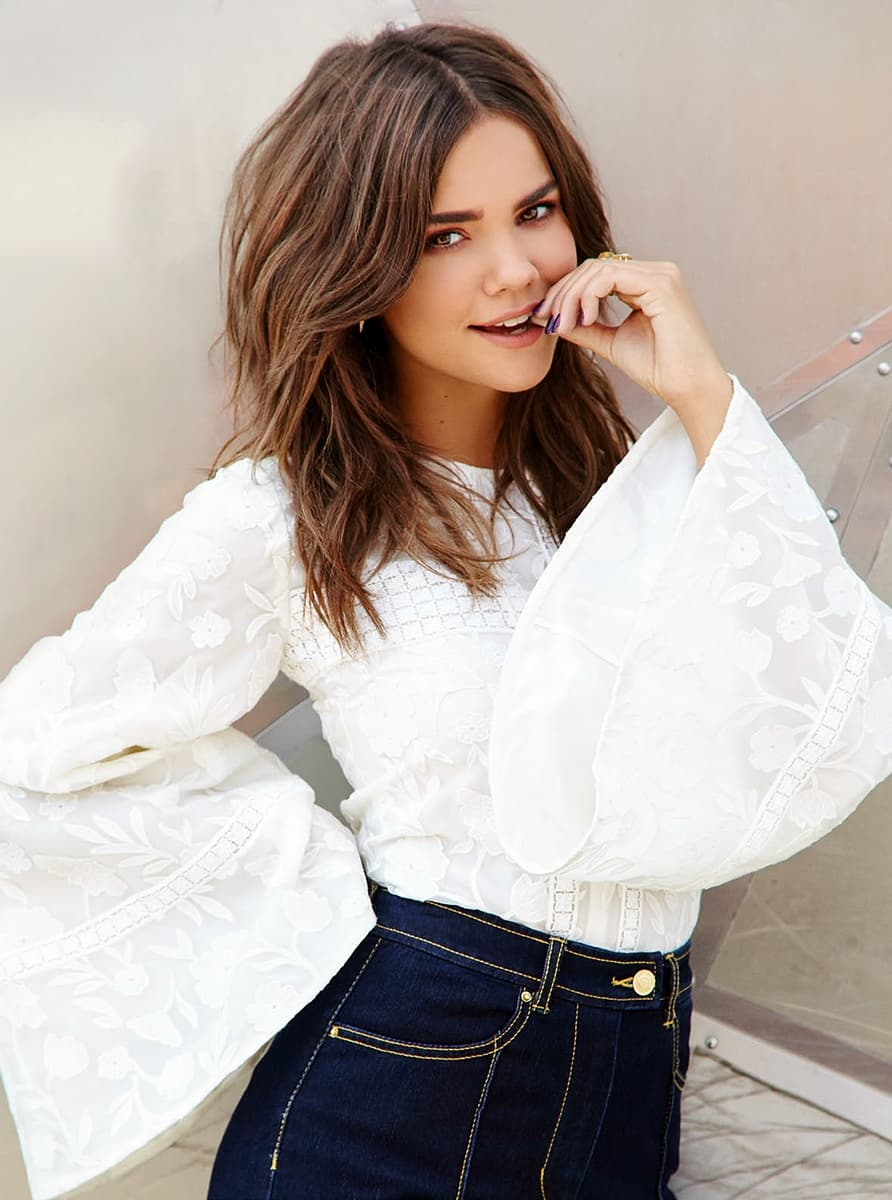 Maia Mitchell Wallpapers Hd High Quality Resolution Download