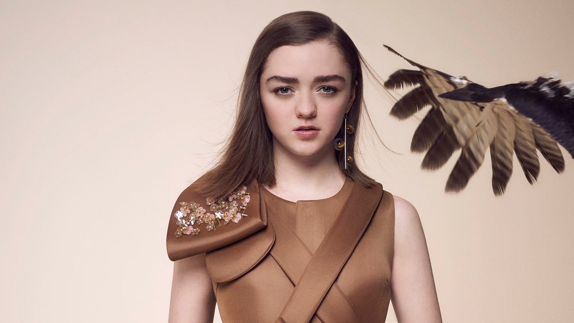 Maisie Williams High Resolution wallpaper