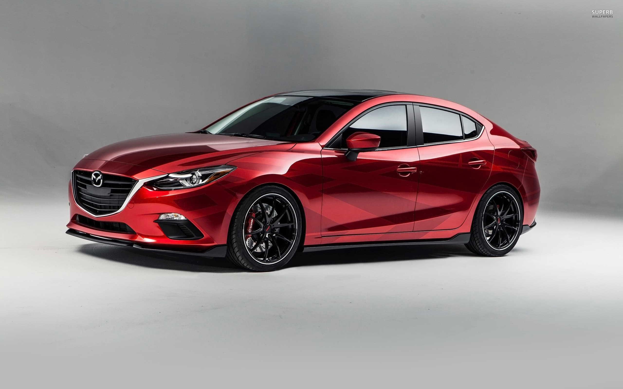 Mazda 3 Sport >> Mazda 3 2016 Hatchback wallpapers HD High Quality