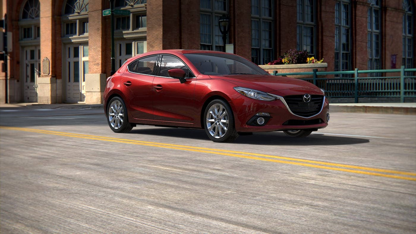 Mazda 3 2016 Hatchback wallpapers