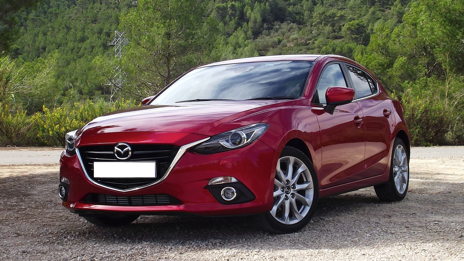 Mazda 3 2017 >> Mazda 3 2016 Sedan wallpapers HD High Quality Download