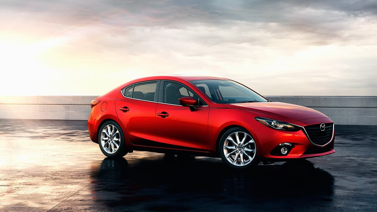 Mazda 3 2016 Sedan wallpapers