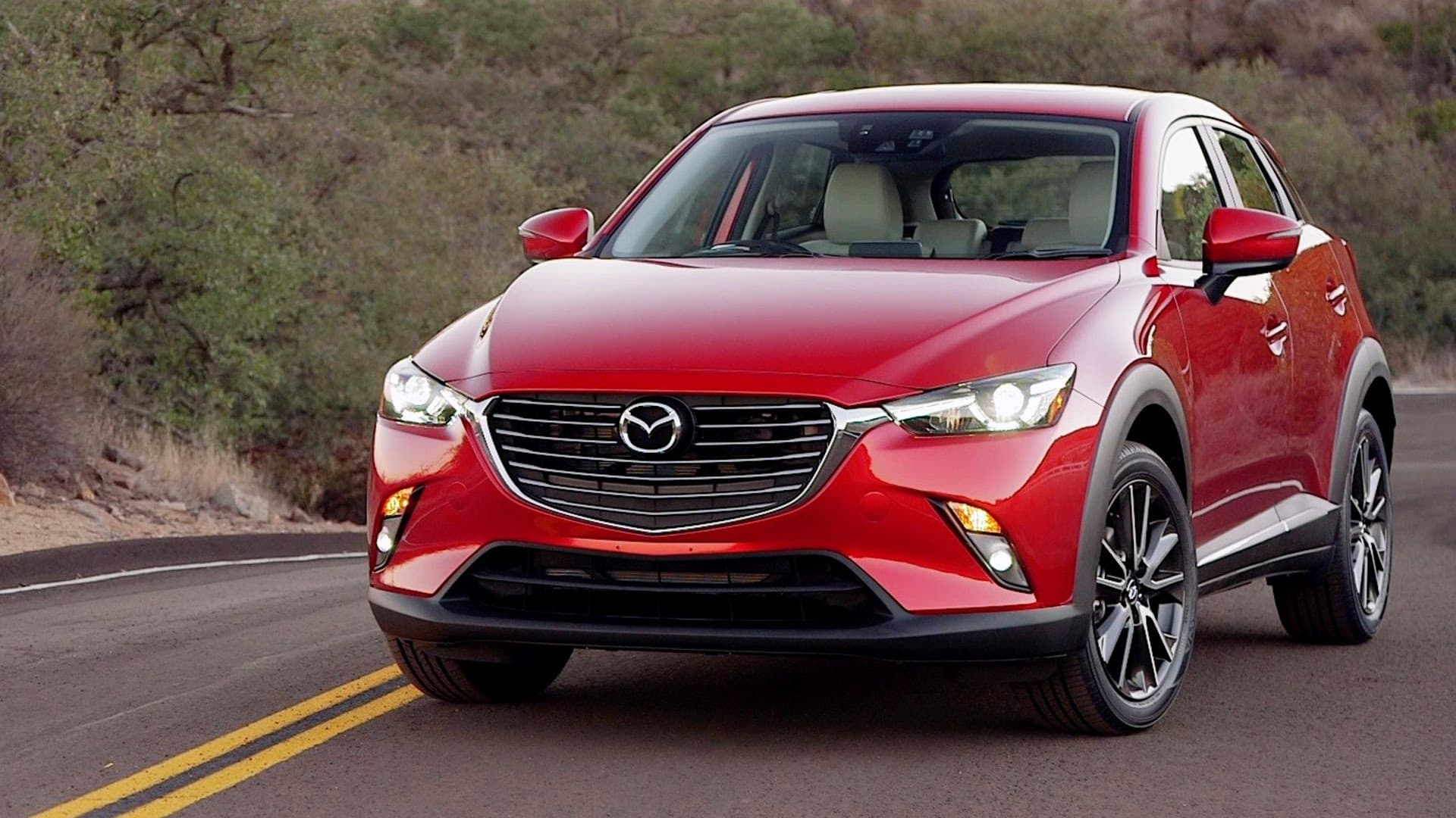 Mazda CX 3 2016 wallpapers