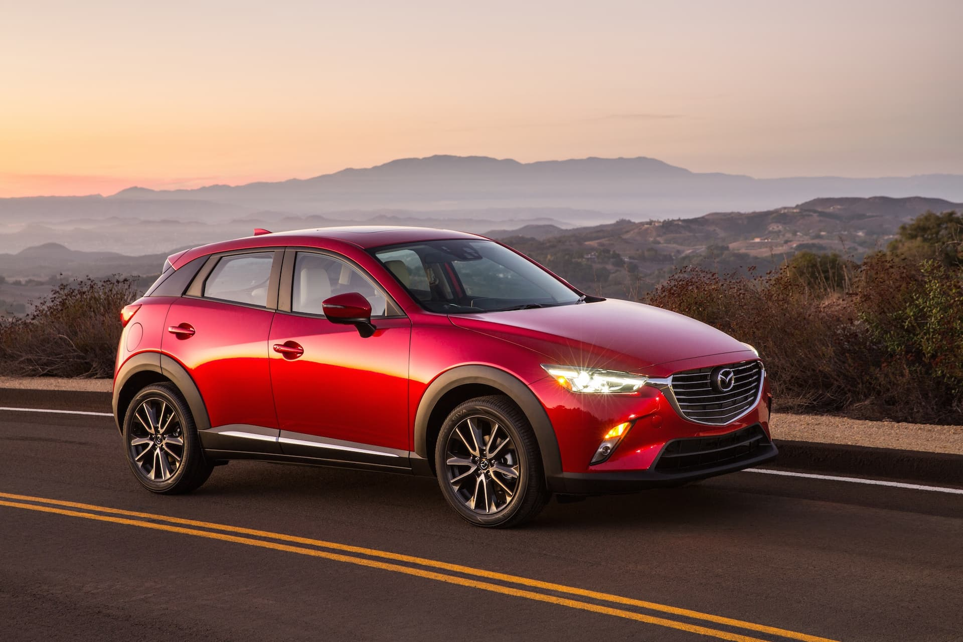 Mazda CX 5 2016 wallpapers