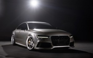 night 2016 Audi RS7 new picture