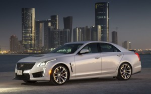 night city wheels 2016 Cadillac CTS-V image