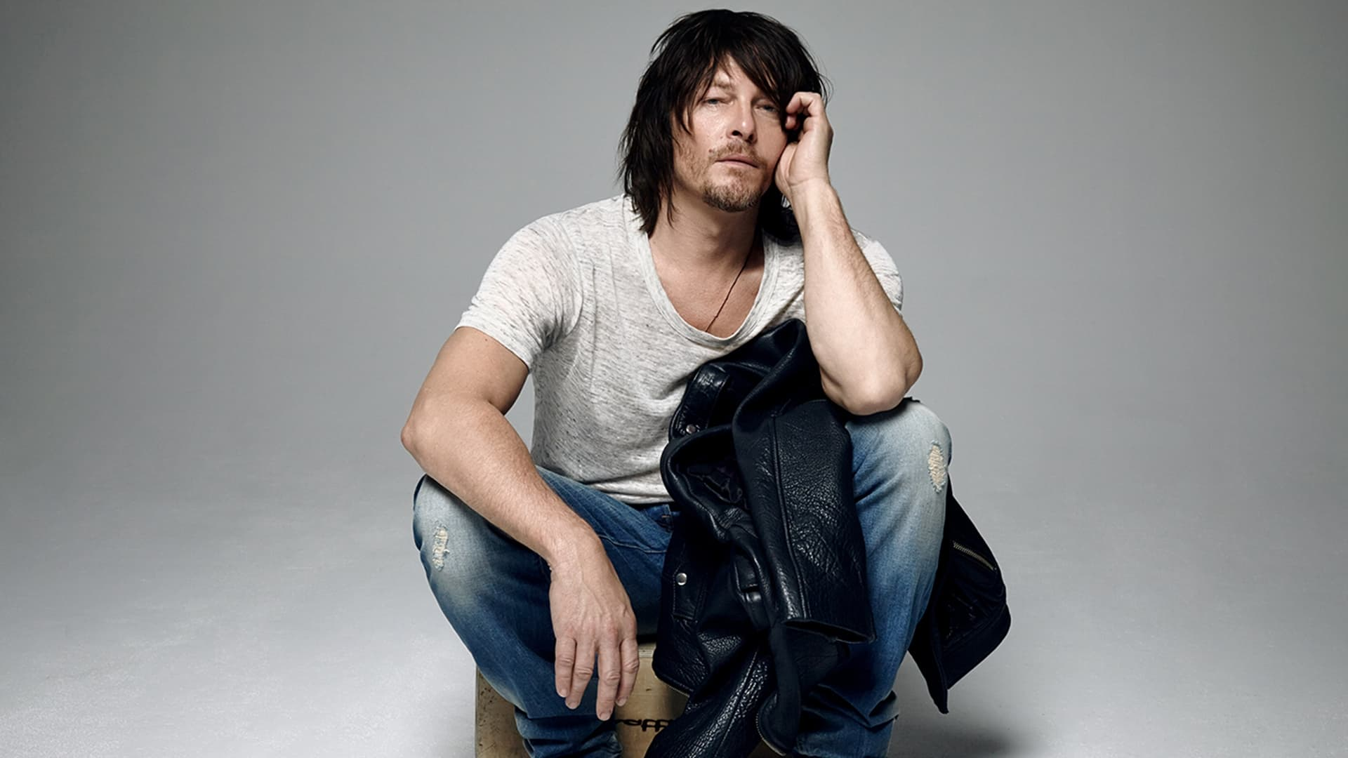 Norman Reedus wallpape...