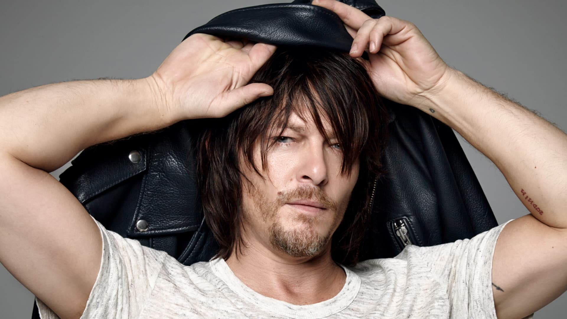 cool Norman Reedus HD Wallpaper