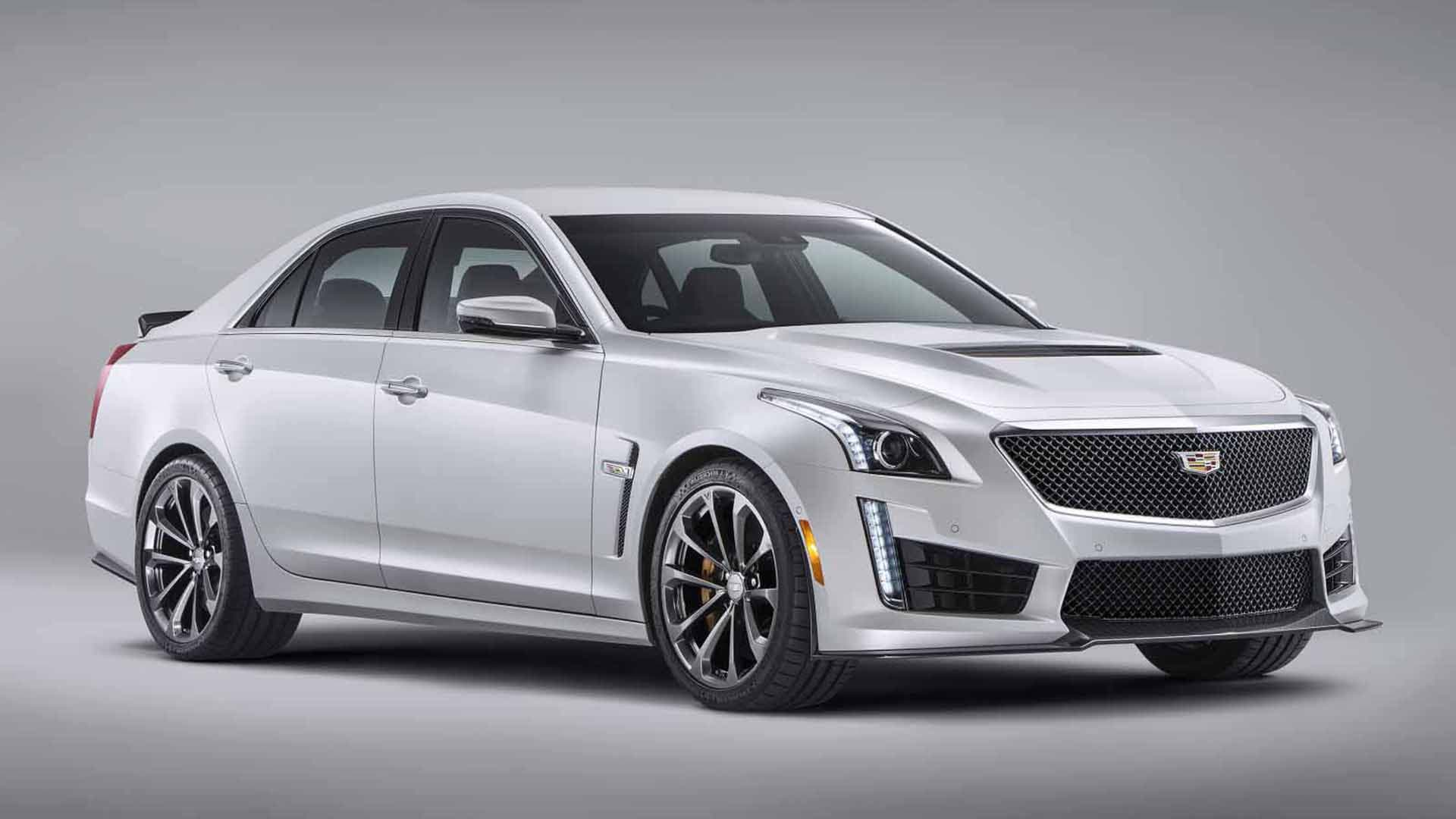 Perfomance 2016 Cadillac Cts V Sedan For Desktop