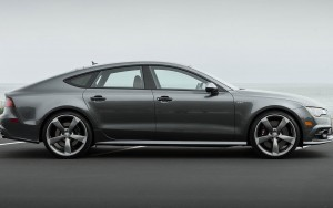 profile 2016 Audi RS7