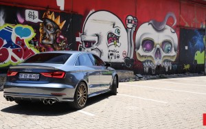 rear bumper 2016 Audi S3 sedan HQ image