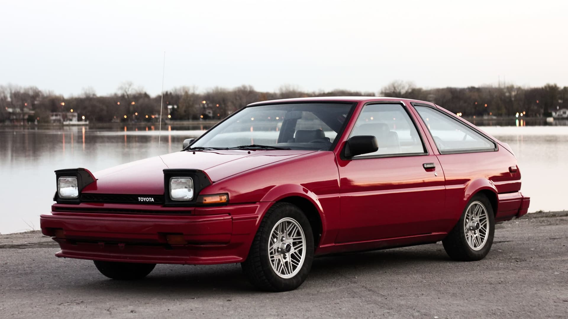 Toyota Corolla AE86 wallpapers HD High Resolution