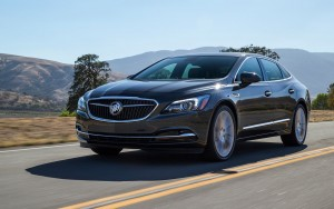 road 2017 Buick LaCrosse for Desktop