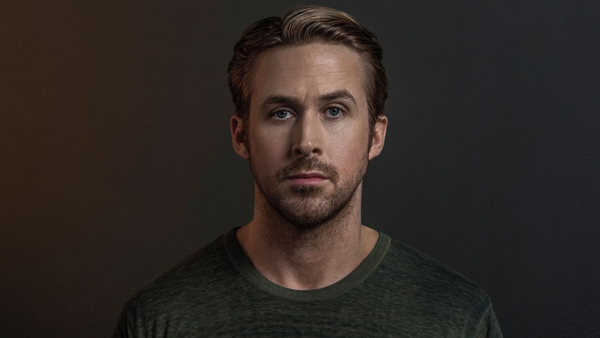 Ryan Gosling Background black