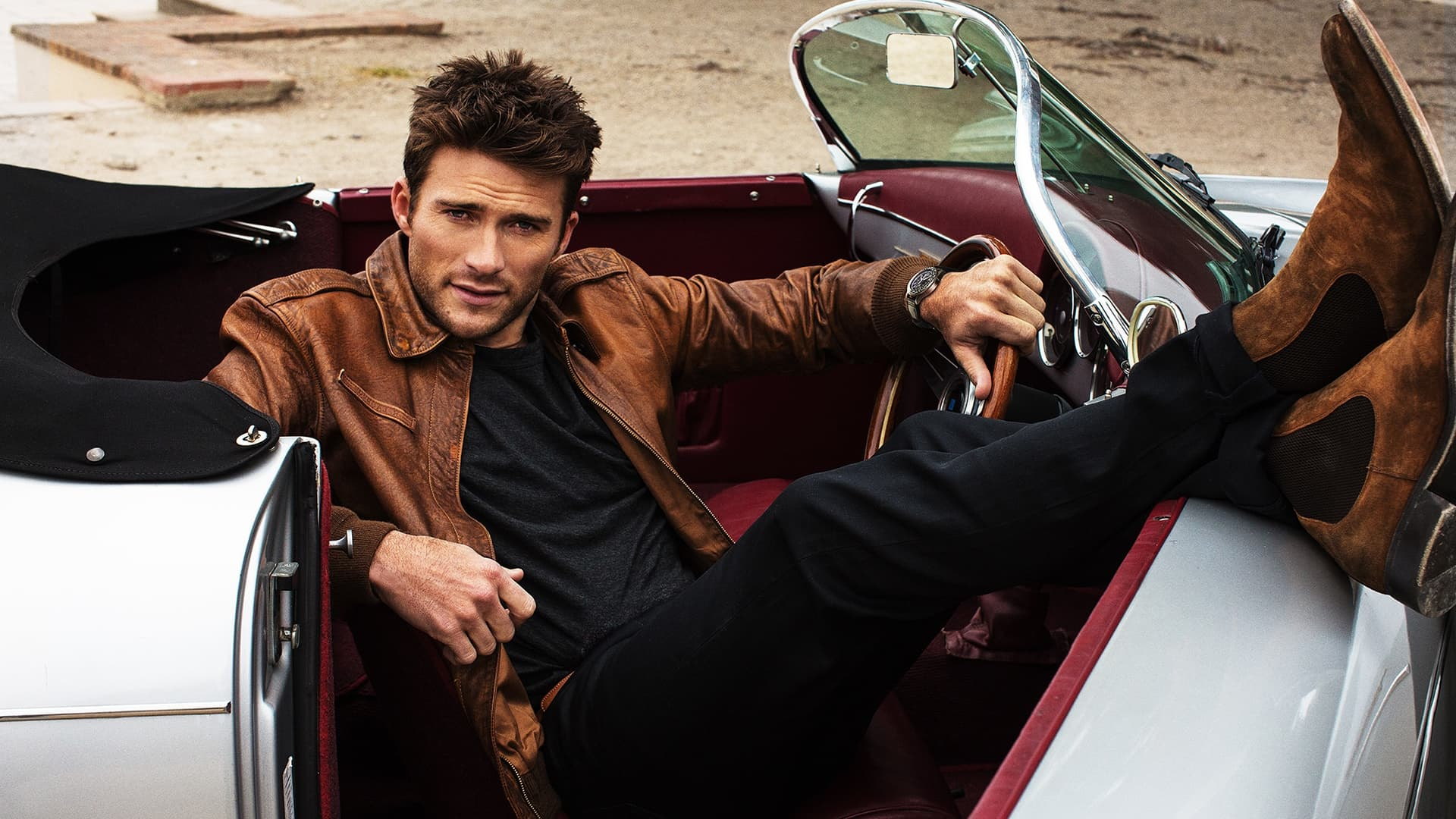 Scott Eastwood HD Pics