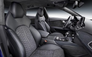 seats of 2016 Audi RS7 full hd pic