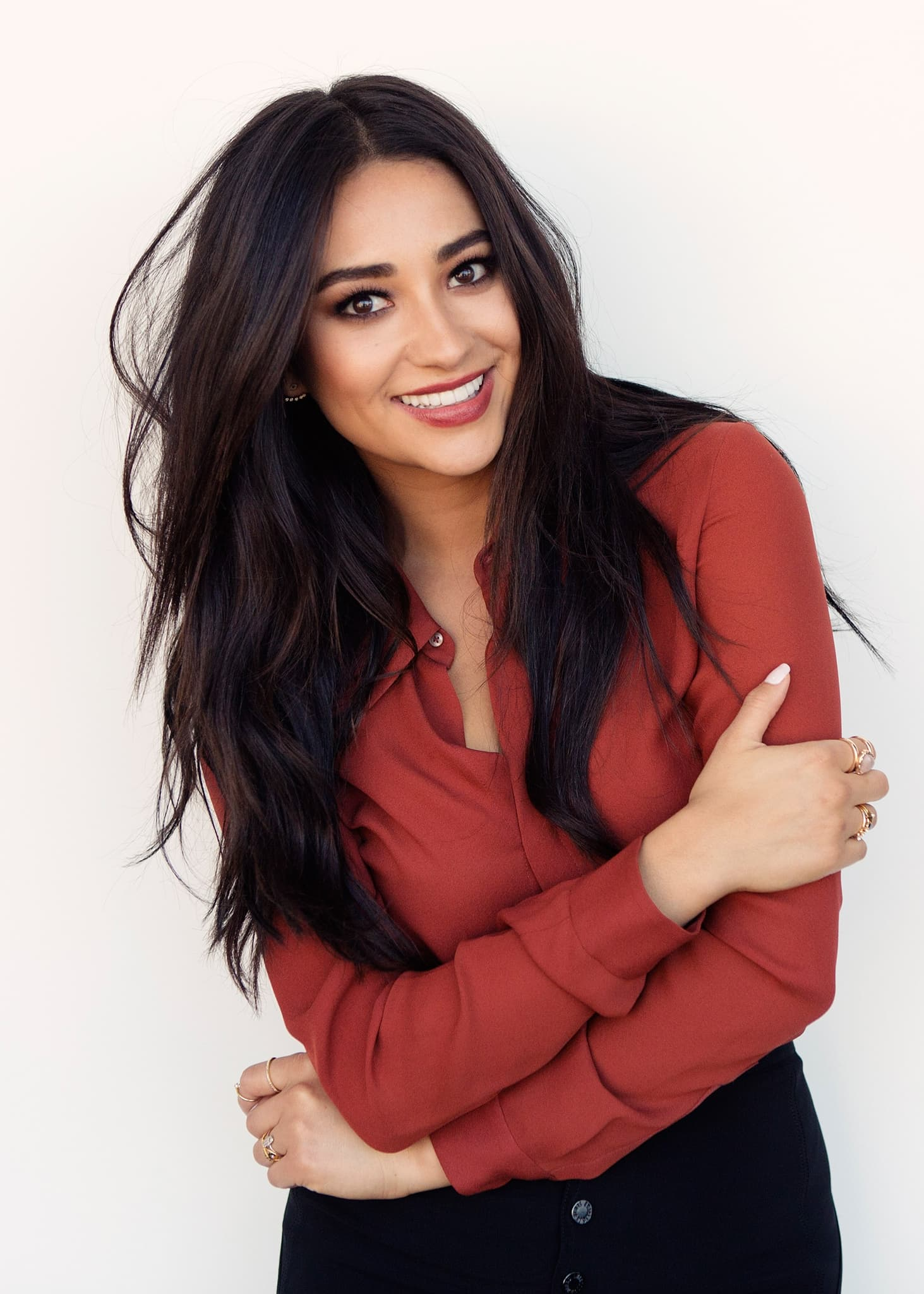 funny Shay Mitchell for iPhone wallpapers