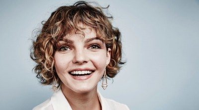 smile Camren Bicondova new 2016 picture