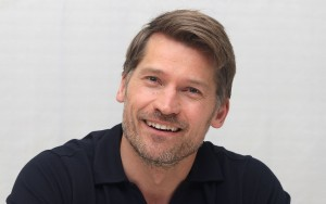 smile Nikolaj Coster-Waldau 4k for Desktop