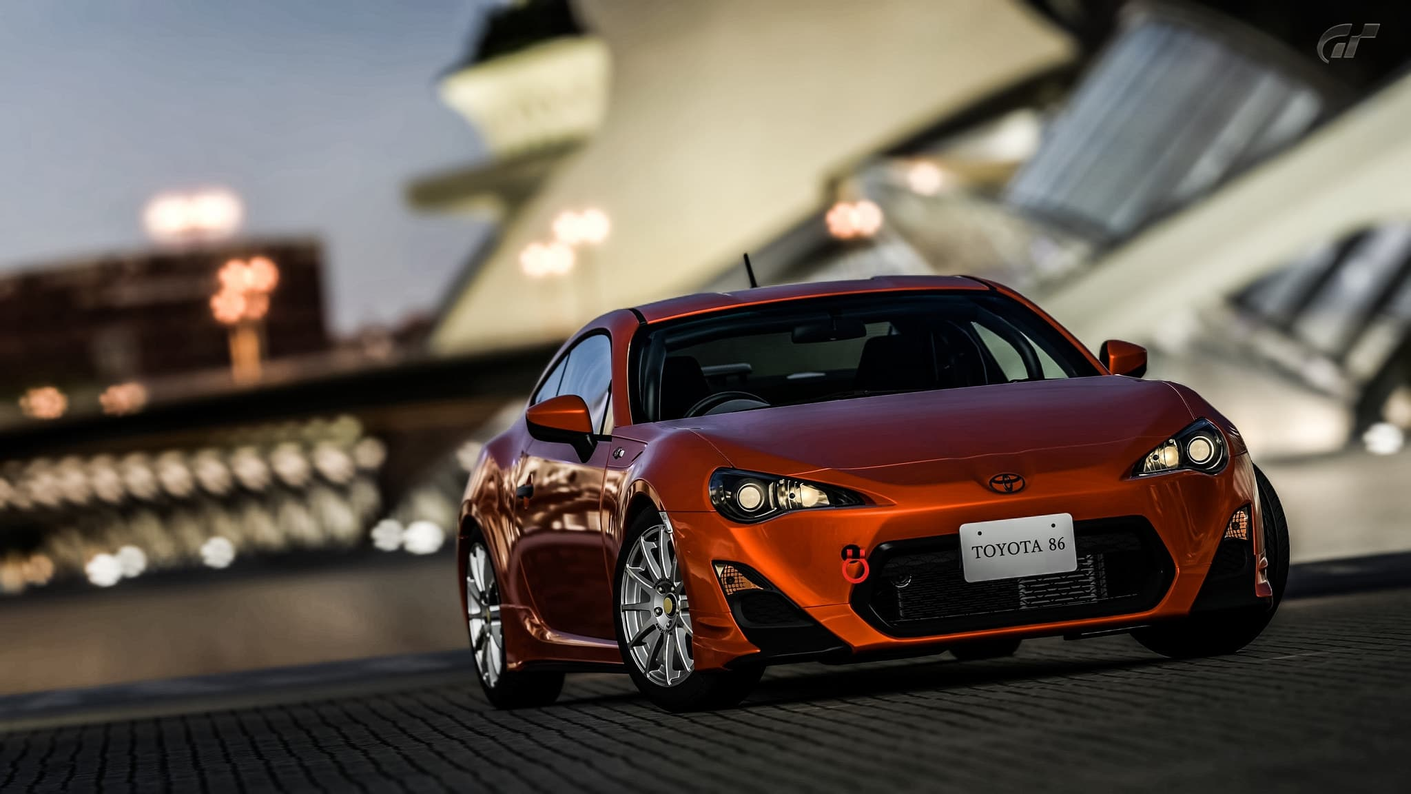 Toyota 86 HD photo