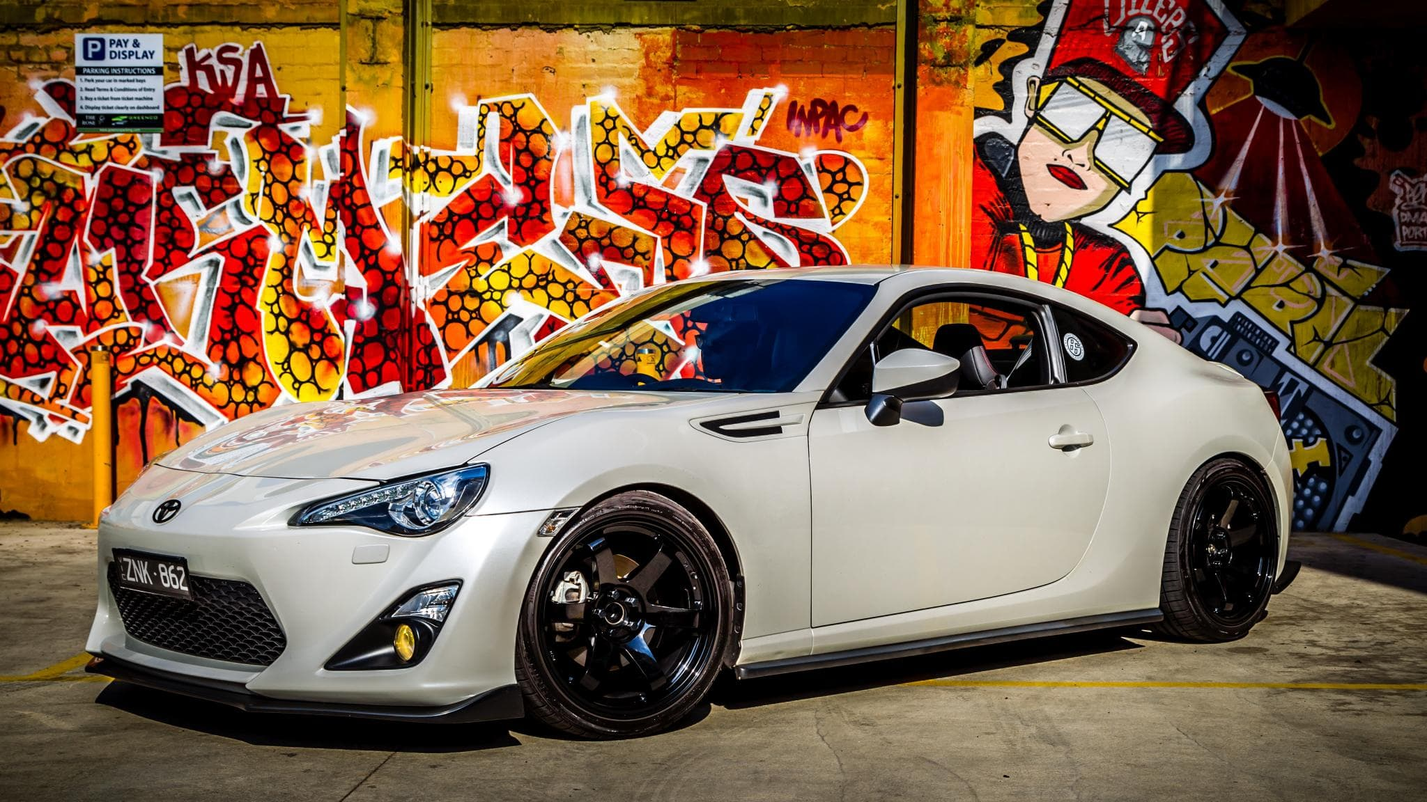 Toyota 86 Wallpapers Hd High Quality Download