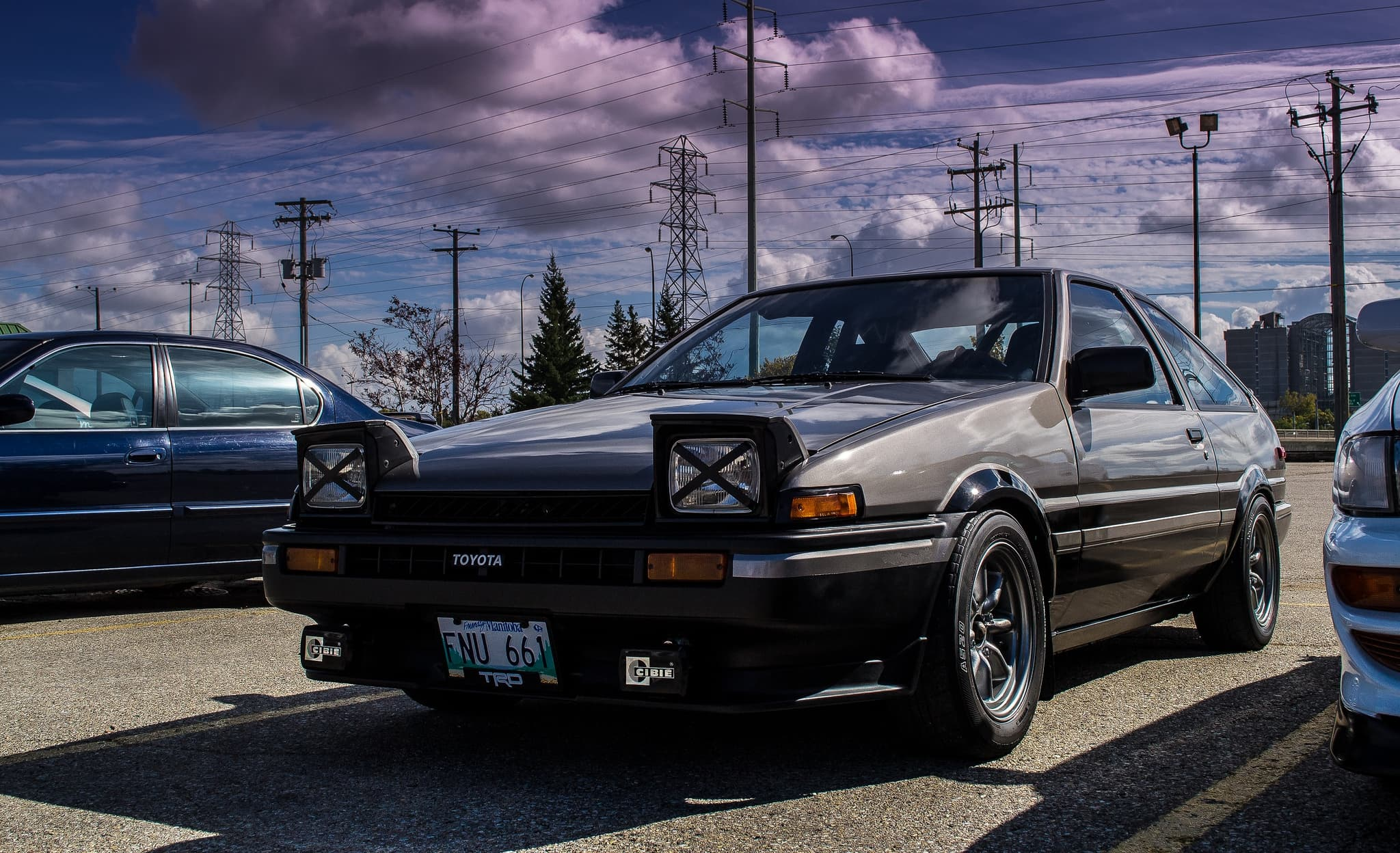 Toyota 4Runner Wheels >> Toyota Corolla AE86 wallpapers HD High Resolution