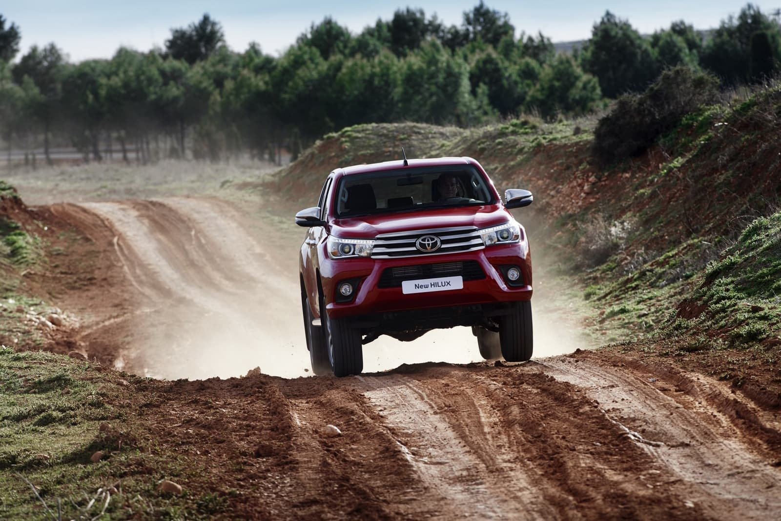 Toyota Hilux 2016 High Resolution