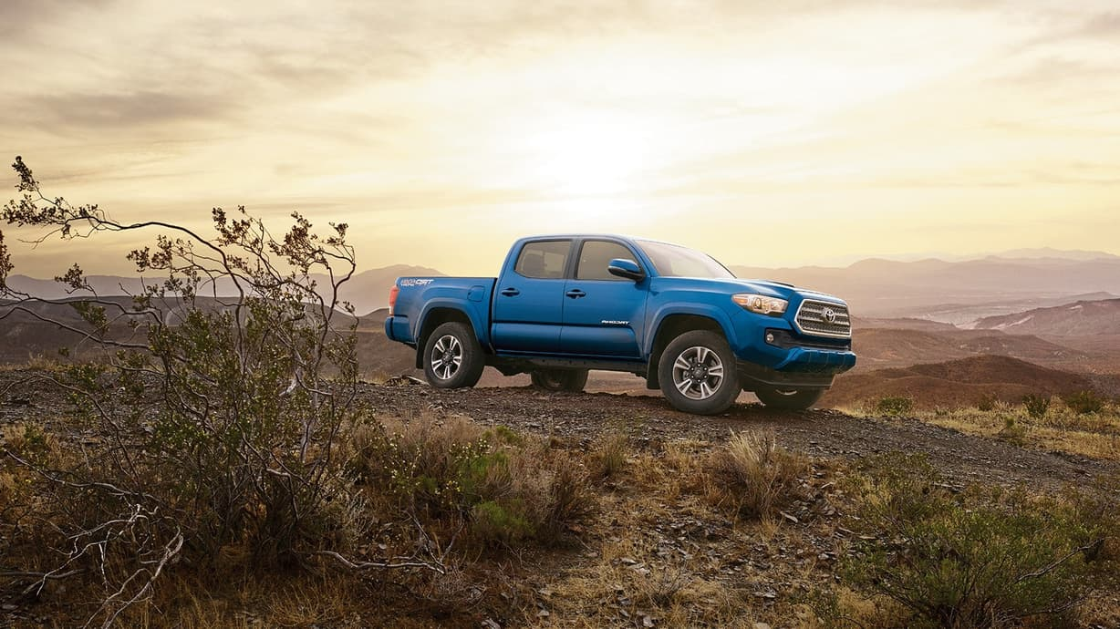 Toyota Tacoma 2016 HD wallpapers