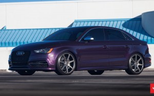 tuned 2016 Audi S3 sedan Download pictures