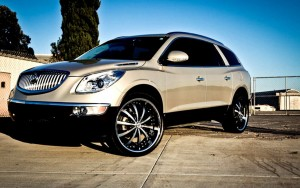 tuning 2015 Buick Enclave