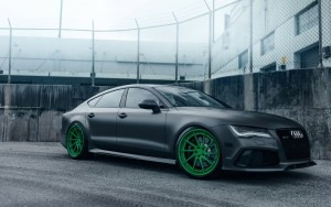 tuning 2016 Audi RS7 High Definition wallpaper