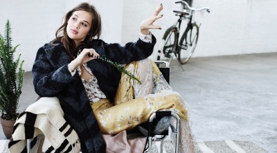 vogue Anais Pouliot for Desktop