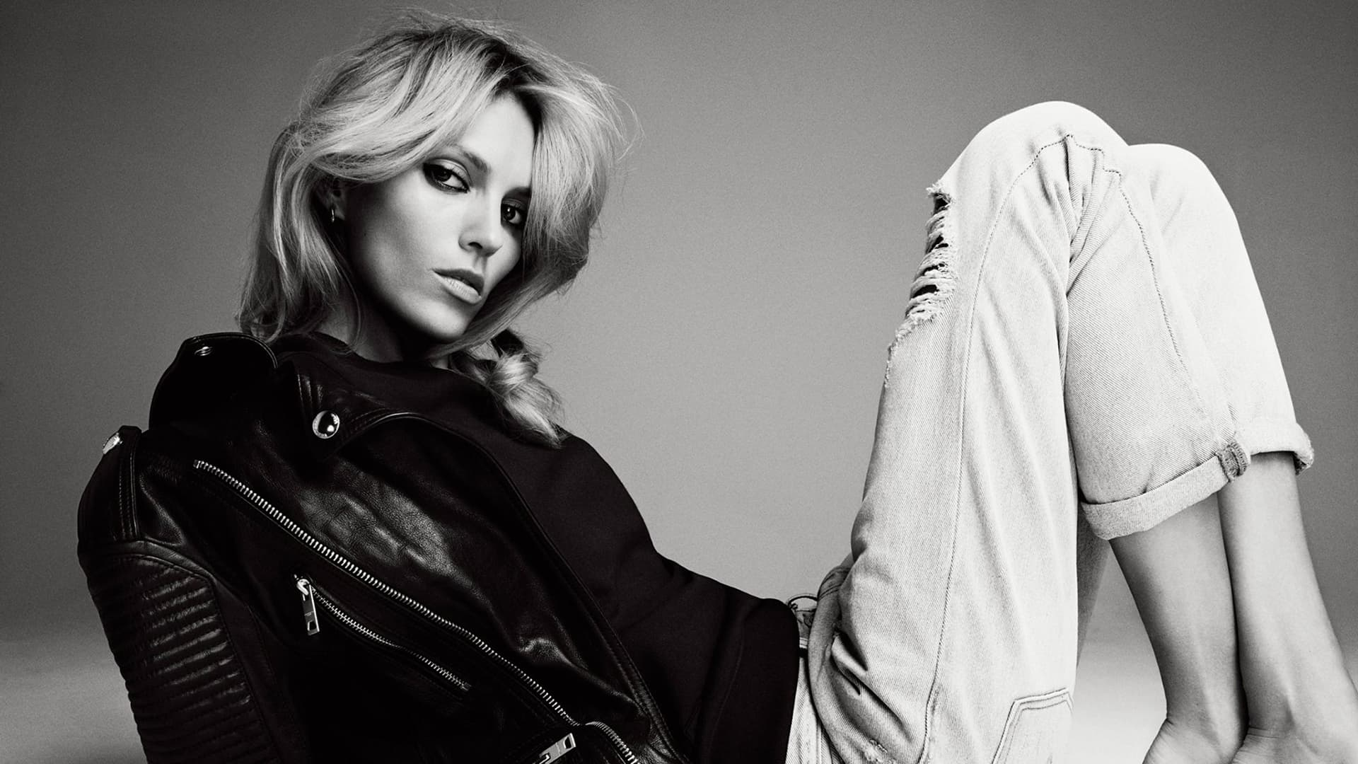 Anja Rubik Wallpapers Hd High Quality Resolution Download