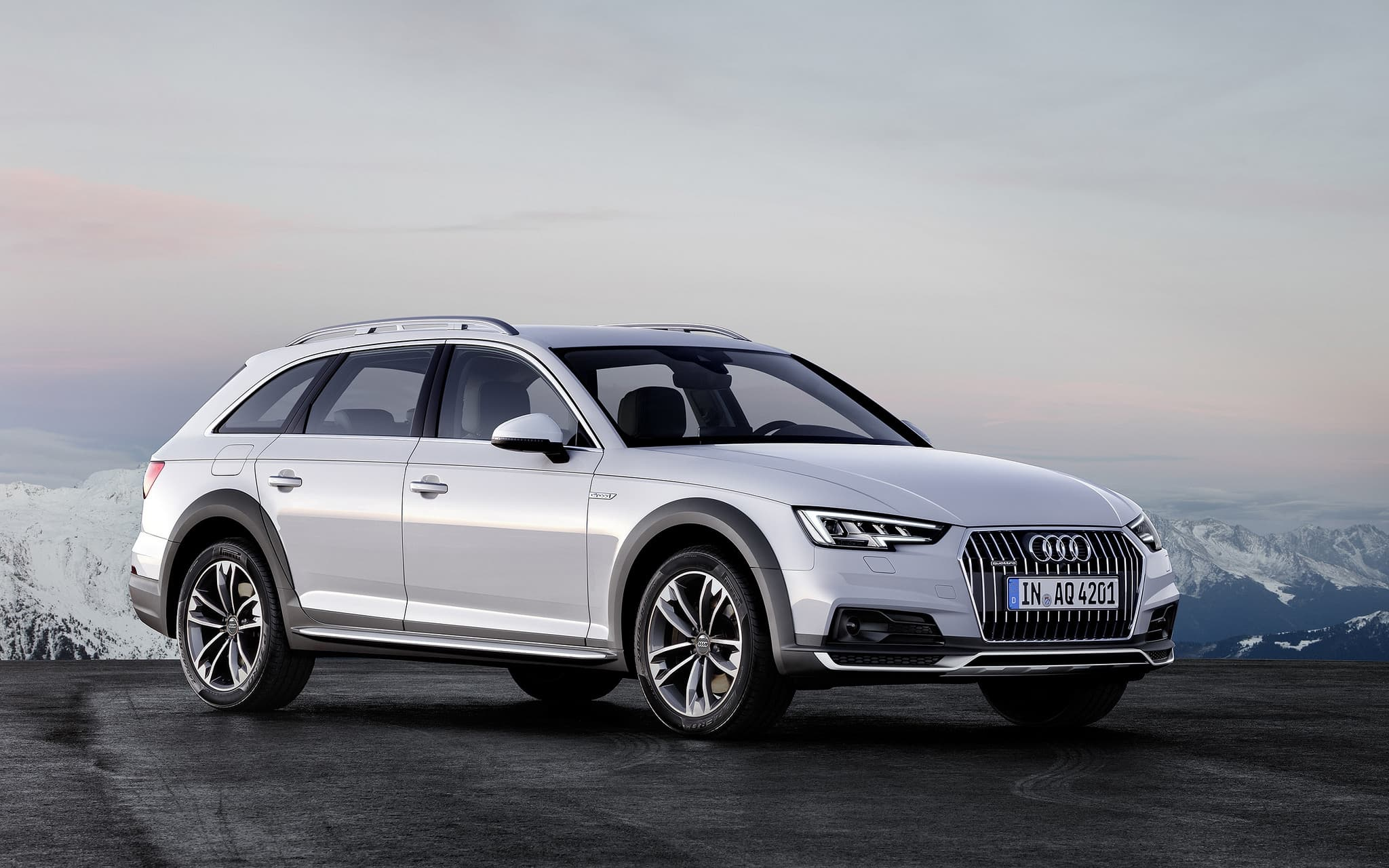 2016 Audi A4 Allroad Wallpapers High Quality Download