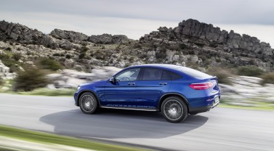 2016 Mercedes-Benz GLC Coupe 2016 Image
