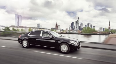 Pictures of 2016 Mercedes-Maybach S600 Guard for Desktop