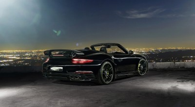 2016 Porsche 911 Cabriolet Techart Wallpapers HD sky