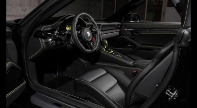 2016 Porsche 911 Cabriolet Techart Wallpapers Widescreen HD interior