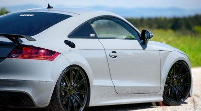 Beautiful Audi TT RS Tuning Wallpapers HD lower