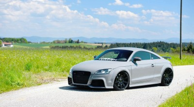 Audi TT RS Tuning Wallpapers HD landscape