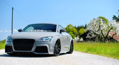Audi TT RS Tuning Wallpapers HD front