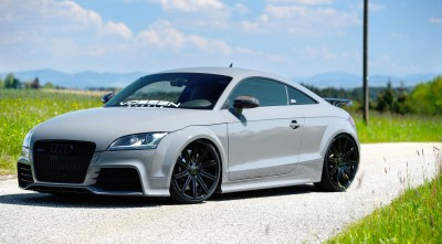 Audi TT RS Tuning Wallpapers Desktop custom