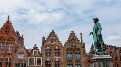 Pictures of Bruges Belgium monument for Desktop
